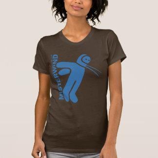 MISTER WIND stencil t-shirt