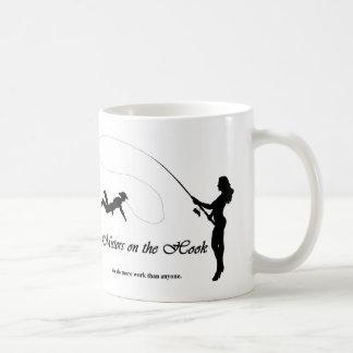 Misters on the Hook Mug