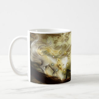 Mistic Fox Coffee Mug