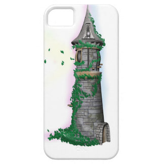Mistical Tower iPhone 5 Cover