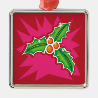 Mistletoe Christmas Ornament