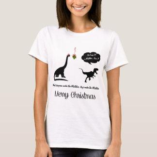 MISTLETOE FUNNY CHRISTMAS T-Shirt