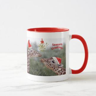 Mistletoe Moments Mug