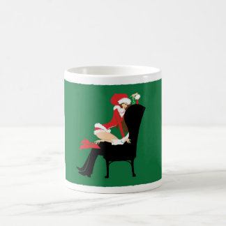 Mistletoe Mug