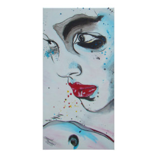 Mistress Customized Photo Card