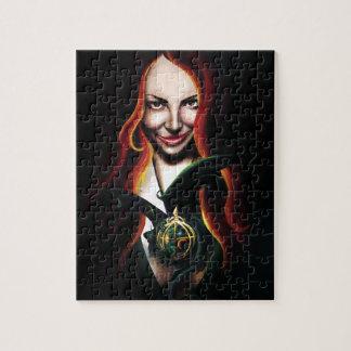 Mistress Jigsaw Puzzle