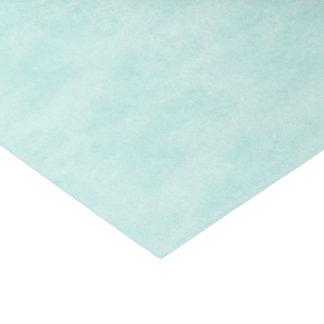 Misty Aqua Sky Tissue Paper