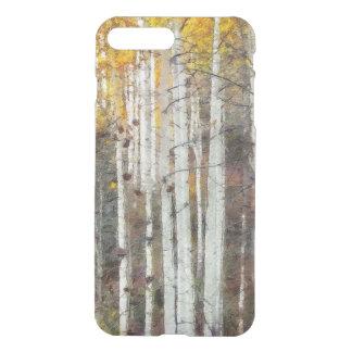 Misty Birch Forest iPhone 8 Plus/7 Plus Case