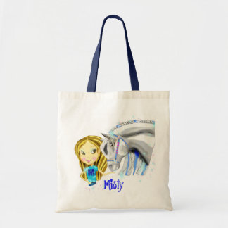 misty, Misty moo Tote Bag