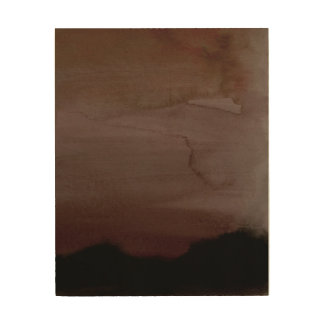 Misty Morning Abstract Wall Art