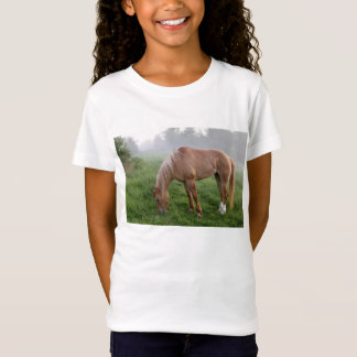 Misty Morning Mare Tee Shirt