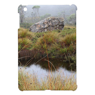 Misty morning reflections, Tasmania, Australia iPad Mini Cover