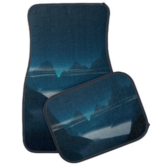 Misty Mountain Car and Truck Mats Floor Mat