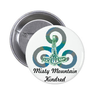 Misty Mountain Kindred Button
