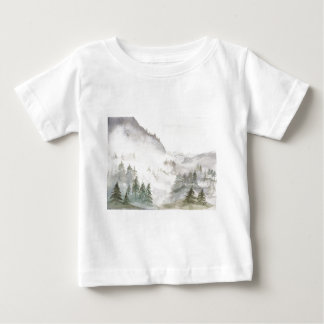 Misty Mountains Baby T-Shirt