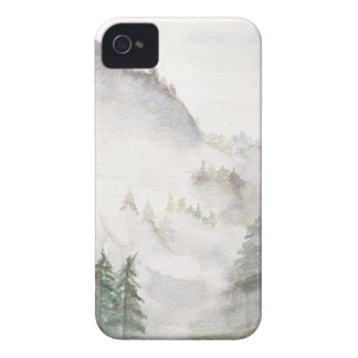 Misty Mountains iPhone 4 Case-Mate Case