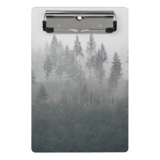 Misty Pines Photo Mini Clipboard