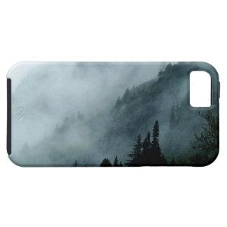 Misty PNW Rainforest Nature Scenery Phone Case