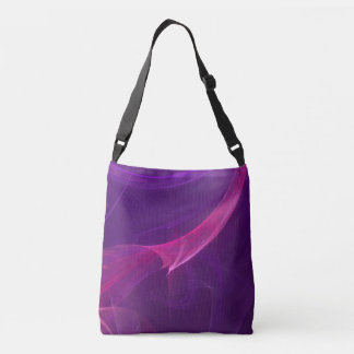 Misty Purple Crossbody Bag