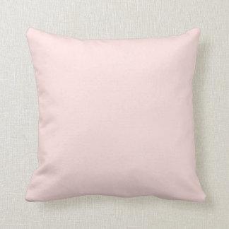 Misty Rose American MoJo Pillow
