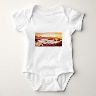 Misty Valley Baby Bodysuit