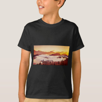 Misty Valley T-Shirt