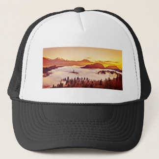 Misty Valley Trucker Hat