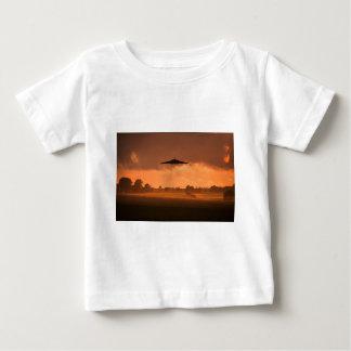 Misty Vulcan Bomber Baby T-Shirt