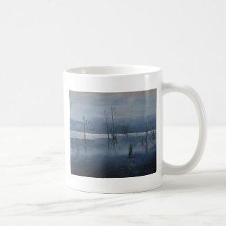 Misty water coffee mug