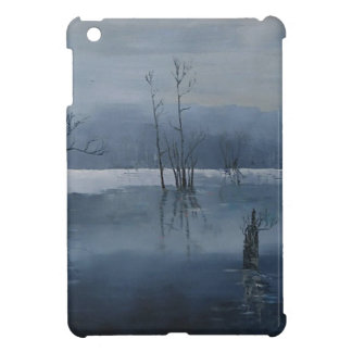 Misty water cover for the iPad mini