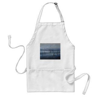 Misty water standard apron