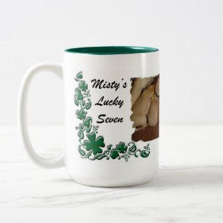 Misty's Lucky Seven Birthday Mug