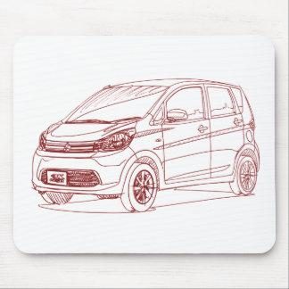 Mit EK Wagon 2013 Mouse Pad