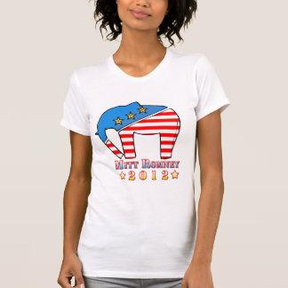 Mit Romney for President Tshirts