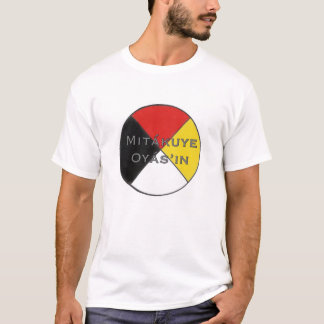 Mitakuye Oyasin Men's We Are All Related Lakota T-Shirt