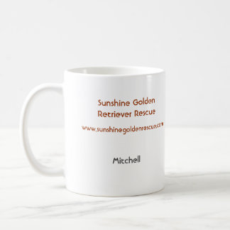 Mitchell Coffee Mug - Sunshine goldens