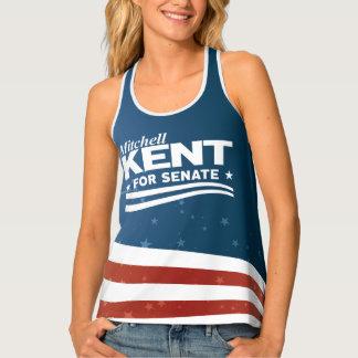 Mitchell Kent for Senate Singlet