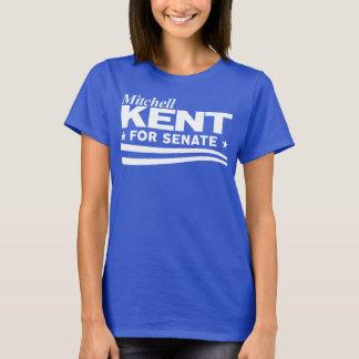 Mitchell Kent for Senate T-Shirt