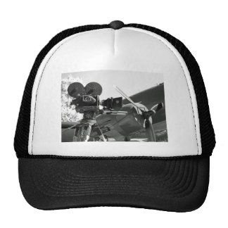 Mitchell movie camera DC-3 Mesh Hat