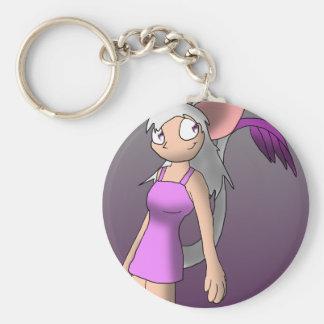 Miteigikemonomimi Girl Keychain