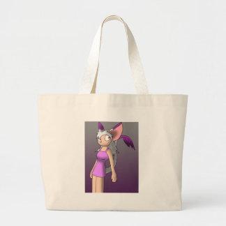 Miteigikemonomimi Girl Tote Jumbo Tote Bag