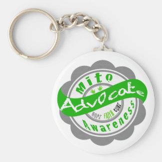 Mito Advocate Key Ring
