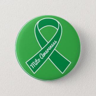 Mito Awareness 6 Cm Round Badge