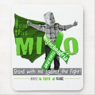 Mito Awareness Hope Faith Cure Mouse Pad