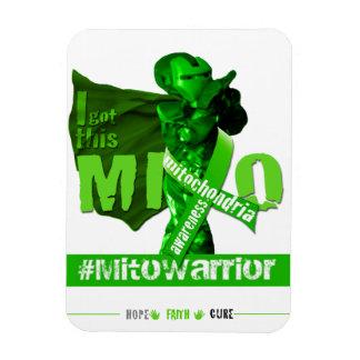 Mito Warrior Magnet