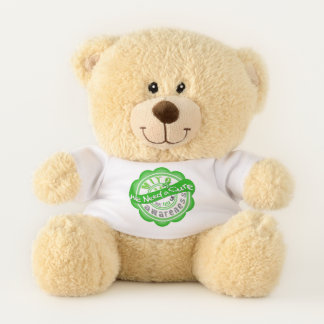 Mito We Need a Cure Teddy Bear