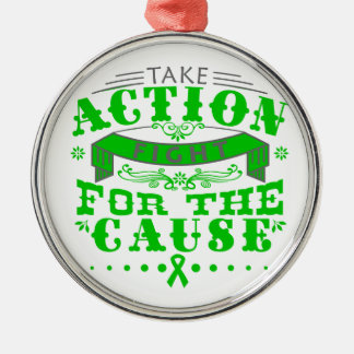 Mitochondrial Disease Take Action Fight Cause Christmas Tree Ornaments