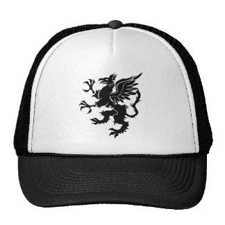 Mitológico dragon mesh hats