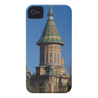 Mitropolitan Cathedral, Timisoara, Romania Case-Mate iPhone 4 Cases