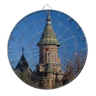 Mitropolitan Cathedral, Timisoara, Romania Dart Board